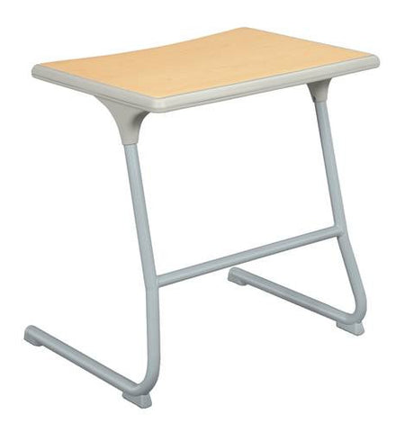 Accomplish®, Cantilever Student Desk, Adjustable Height
