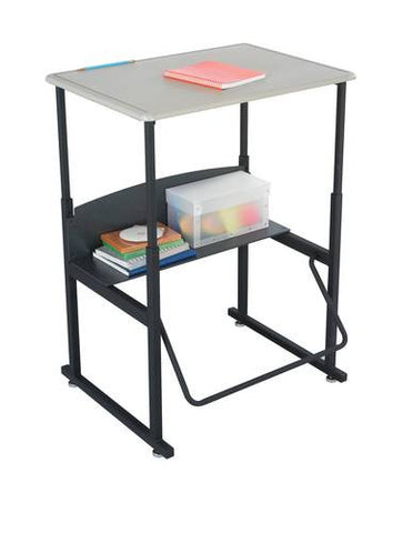 "AlphaBetter™ Stand-Up Desk, Thermoplastic Laminate Top, 20"" x 28"""