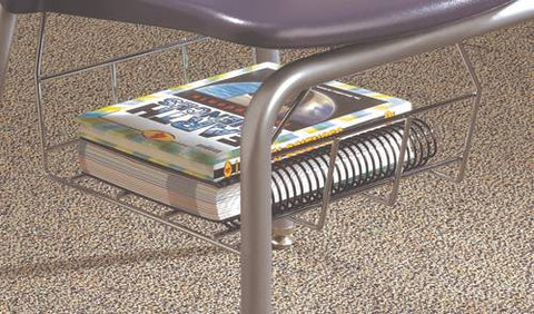 Accomplish® Under Seat Book Rack