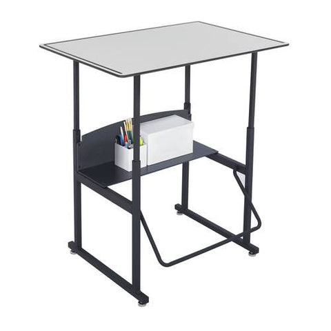 "AlphaBetter™ Stand-Up Desk, Phenolic Top, 24"" x 36"""