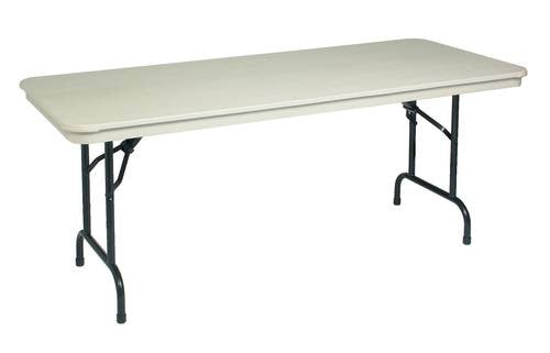 Duralite Folding Table 30 X 72 Atd Capitol
