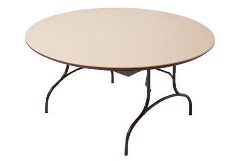 Mity-Lite Folding Table, Round 48""