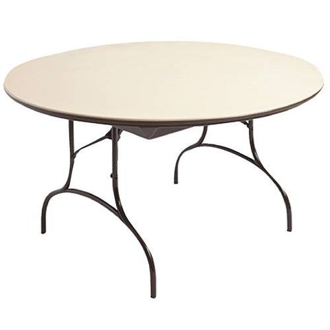 Mity-Lite Folding Table, Round 60""