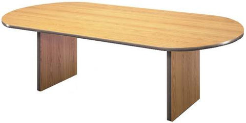 "Oval Conference Table, 36"" x 72"""
