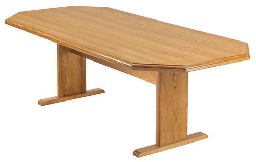 Octagonal Conference Table 72 X 36 Atd Capitol