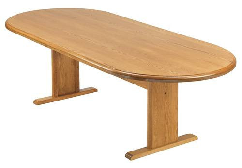 Oval Conference Table With Trestle Base X ATDCAPITOL - 72 x 36 conference table