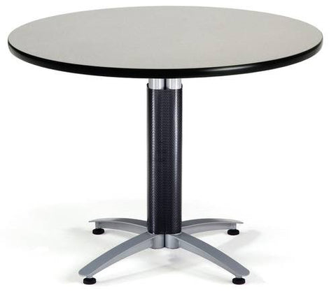 "42"" Multi-Purpose Table with Metal Mesh Base"