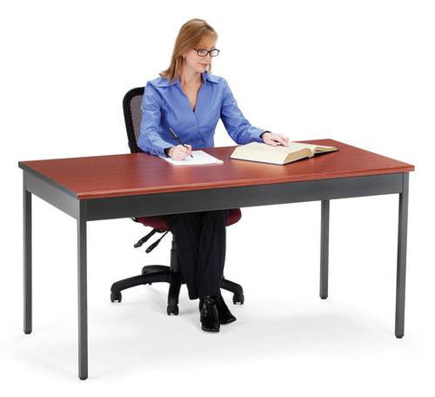 "Commercial Grade Utility Table, 24"" x 48"""