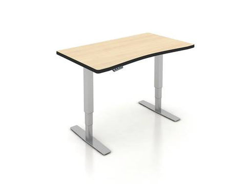 "Levitate, Electric Height Adjustable Table, Rectangular, 60"" x 30"""