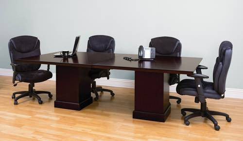 Mount View Traditional Expandable Conference Table ATDCAPITOL - Traditional conference table