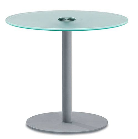 NET Series Large Glass Top Table