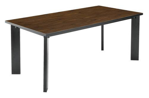 "Library Table, 72"" W x 36"" D"