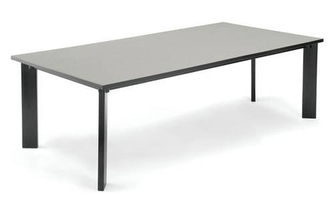 "Library Table, 96"" W x 48"" D"