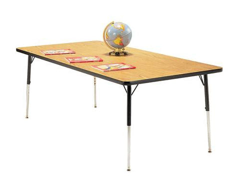 "Merit II Rectangular Activity Table, 36"" x 60"""