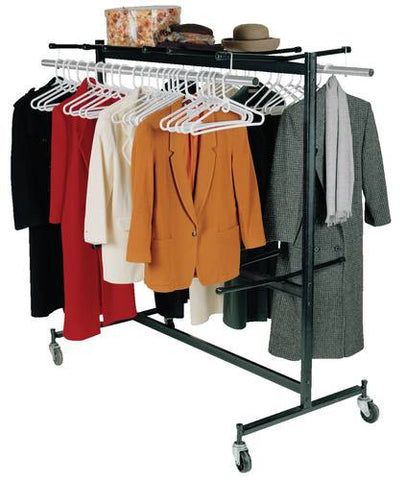 Checkerette Hanging Chair Truck/Coat Rack