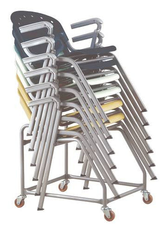 "Dolly for 12"" and 14"" Rico Series Stacking Chairs"