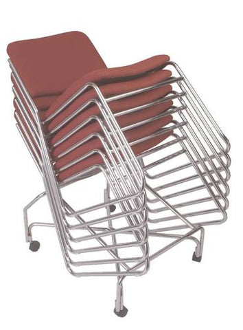 Dolly for Solid Rod Steel Frame Stacking Chairs