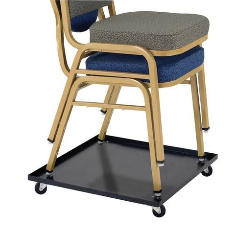 Chair Dolly for Stacking Chairs