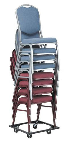 "Dolly for Stacking Chairs, 20-1/4"" W x 23"" D"