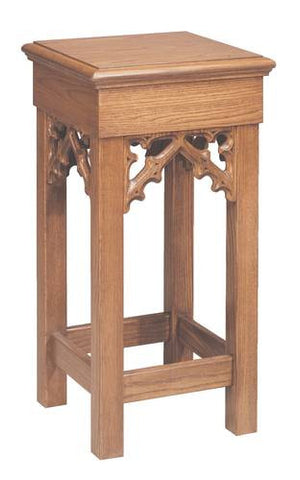 Gothic Style Flower Stand