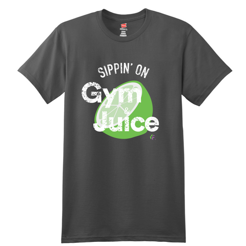 Gym & Juice Lime Shirt