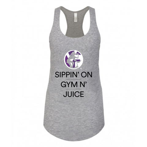 Ladies' Gym & Juice Tank Top
