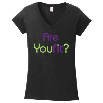 Are YouFit? V-Neck