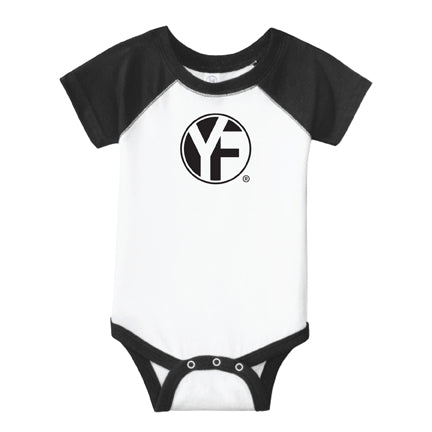 Youfit Black and White Onesie
