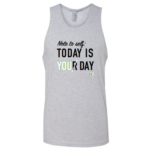 Unisex You Day Tank Top