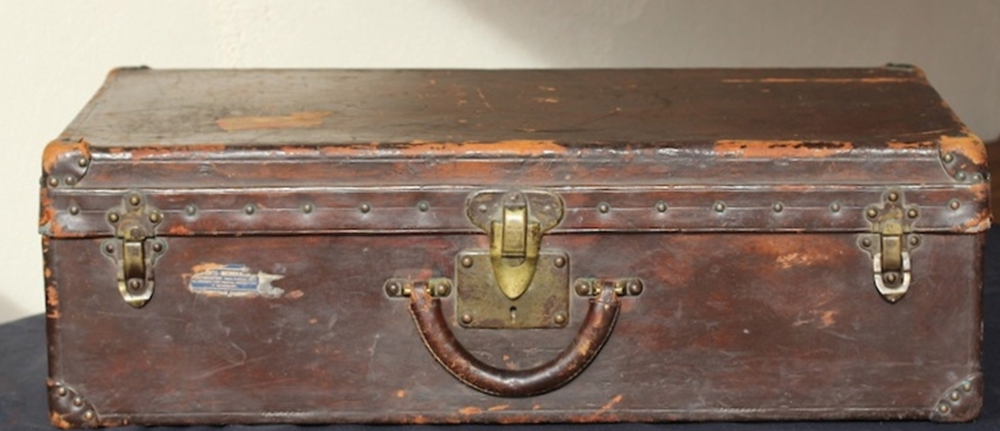 Early Century Louis Vuitton Luggage