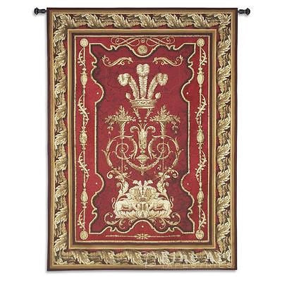 85x117 SOVEREIGN Medieval Royal Tapestry Wall Hanging