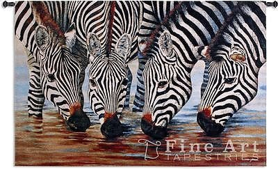 34x52 ZEBRA Tapestry Wall Hanging