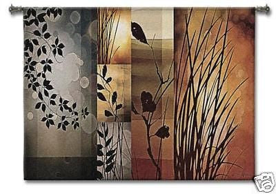 53x40 Autumnal Equinox Abstract Tapestry Wall Hanging