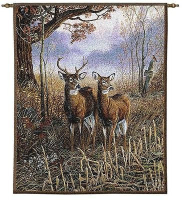 32x26 Country Treasures Deer Wall Hanging