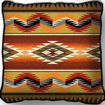 ~Set of 2~ APACHE EARTH Southwest Pillows