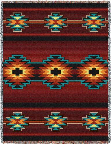 70x53 ESME Southwest Throw Blanket