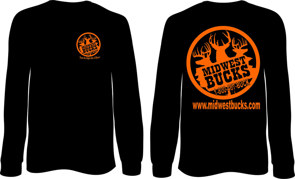 Midwest Buck Shirt B Long Sleeve
