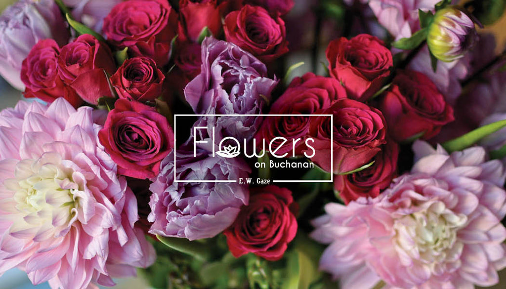 Our New Flower Shop: Flowers on Buchanan