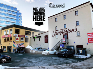 The Seed Company moving to Templeton's Building this April