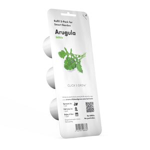 Click and Grow Refill 3-Pack - Arugula