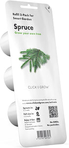 Click and Grow Refill 3-Pack - Spruce