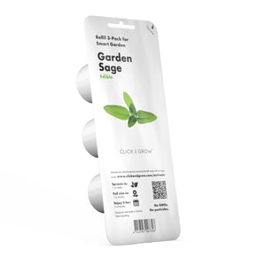 Click and Grow Refill 3-Pack - Garden Sage