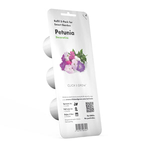 Click and Grow Refill 3-Pack - Petunia