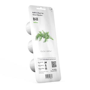 Click and Grow Refill 3- Pack - Dill