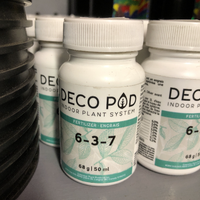 Deco Pod Liquid Fertilizer 6-3-7 50ml