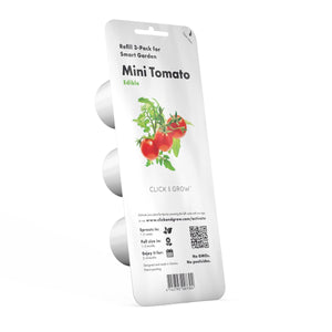 Click and Grow Refill 3- Pack - Mini Tomato