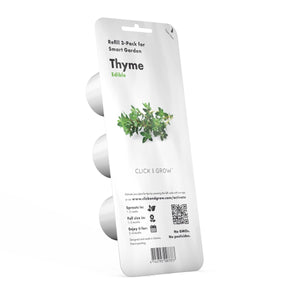 Click and Grow Refill 3-Pack - Thyme