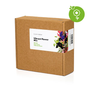 Click and Grow Refill 9- Pack - Vibrant Flower Mix