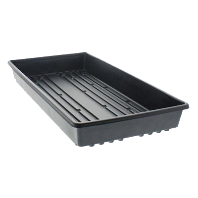 1020 Plastic Tray without holes