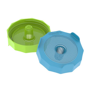 MasonTops Sprouting Lids (2 Pack)